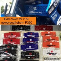 Radiator Cover For R150 Old/new/reborn Breed   General